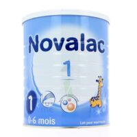 Novalac 1 Lait En Poudre 1er âge B/800g à NIMES