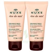 Rêve De Miel® Crème Mains Et Ongles 2*50ml à NIMES