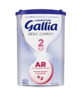 Gallia Bebe Expert Ar 2 Lait En Poudre B/800g à NIMES