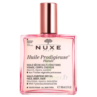 Huile Prodigieuse® Florale - Huile Sèche Multi-fonctions Visage, Corps, Cheveux 100ml à NIMES
