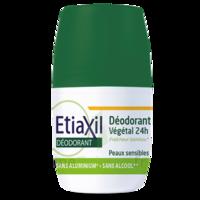 Etiaxil Végétal Déodorant 24h Roll-on/50ml à NIMES