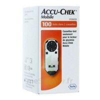Accu-chek Mobile Cassettes B/2 X 50 à NIMES