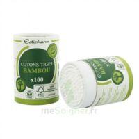 Estipharm Coton-tige Bambou B/100 à NIMES