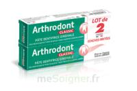 Pierre Fabre Oral Care Arthrodont Dentifrice Classic Lot De 2 75ml à NIMES