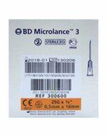 Bd Microlance 3, G25 5/8, 0,5 Mm X 16 Mm, Orange  à NIMES