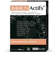 Synactifs Immunactifs Gélules B/30 à NIMES