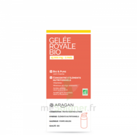 Aragan Gelée Royale Bio 15000 Mg Gelée Fl Pompe Airless/18g à NIMES