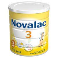 Novalac 3 Lait De Croissance B/800g à NIMES