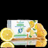 Puressentiel Respiratoire Pastilles Respiratoire Gorge Miel-citron - 18 Pastilles à NIMES