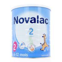 Novalac 2 Lait En Poudre 2ème âge B/800g* à NIMES