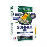 Santarome Bio Sommeil 8h Solution Buvable 20 Ampoules/10ml à NIMES