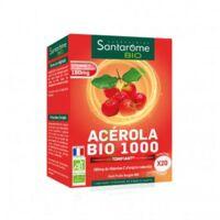 Santarome Bio Acérola 1000 Comprimés à Croquer 2t/10 à NIMES