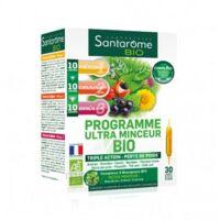 Santarome Bio Programme Ultra Minceur Solution Buvable 30 Ampoules/10ml à NIMES