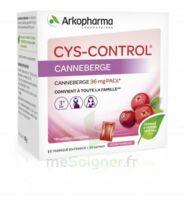Cys-control 36mg Poudre Orale 20 Sachets/4g à NIMES