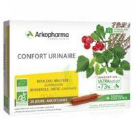 Arkofluide Bio Ultraextract Solution Buvable Confort Urinaire 20 Ampoules/10ml à NIMES