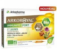 Arkoroyal Immunité Fort Solution Buvable 20 Ampoules/10ml à NIMES