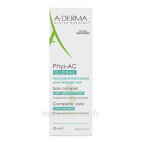 Aderma Phys'ac Global Soin Imperfection Sévères 40ml à NIMES