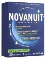 Novanuit Triple Action Comprimés B/30 à NIMES