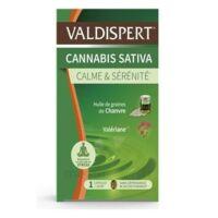 Valdispert Cannabis Sativa Caps Liquide B/24 à NIMES