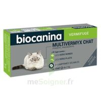 Biocanina Multivermyx Comprimés Vermifuge Chat B/2 à NIMES