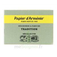 Papier D'arménie Traditionnel Feuille Triple à NIMES