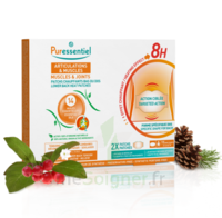 Puressentiel Articulations & Muscles Patchs Chauffants Articulations & Muscles Aux 14 Huiles Essentielles Bas Du Dos - 2 Patchs à NIMES