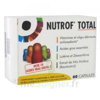 Nutrof Total Caps Visée Oculaire B/60 à NIMES