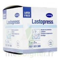 Lastopress® Bande De Compression Cohésive 7 Cm X 3 Mètres - Coloris Blanc à NIMES