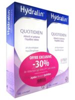 Hydralin Quotidien Gel Lavant Usage Intime 2*200ml à NIMES