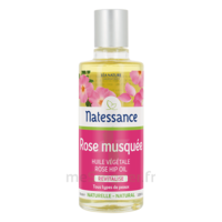 Natessance Huile Rose Musquée 50ml à NIMES