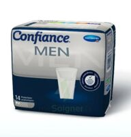 Confiance Men Protection Anatomique Absorption 2 Gouttes Sachet/14 à NIMES