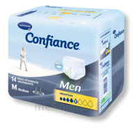 Confiance Men Slip Absorbant Jetable Absorption 5 Gouttes Medium Sachet/8 à NIMES
