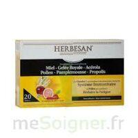 Herbesan Système Immunitaire 30 Ampoules à NIMES