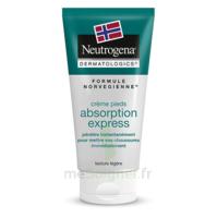 Neutrogena Crème Pieds Absorption Express 100ml à NIMES
