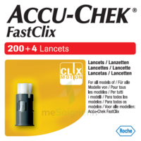 Accu-chek Fastclix Lancettes B/204 à NIMES
