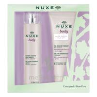 Nuxe Body Eau Délassante Parfumante Spray/100ml+gel Douche à NIMES