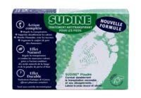 Sudine Poudre - Traitement Anti Transpiration - Boite De 6 Sachets Doubles à NIMES