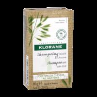 Klorane Capillaire Shampooing Solide Avoine B/80g à NIMES