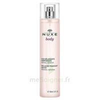 Eau Délassante Parfumante Nuxe Body100ml à NIMES