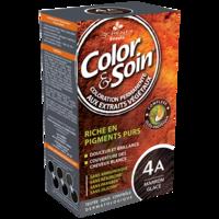 Color&soin Kit Coloration Permanente 4a Marron Glacé à NIMES