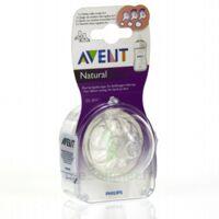 Tetine Avent Natural Debit Variable X 2 à NIMES