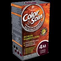 Color&soin Kit Coloration Permanente 4m Châtain Acajou à NIMES