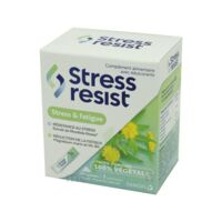 Stress Resist Poudre Stress & Fatigue 30 Sticks à NIMES