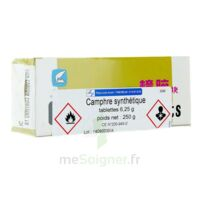 Cooper Camphre Tablettes 250g à NIMES