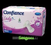 Confiance Lady Protection Anatomique Incontinence 4 Gouttes Sachet/14 à NIMES