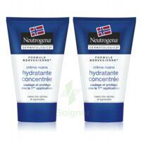Neutrogena Crème Mains Hydratante Concentrée 2t/50ml à NIMES