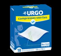 Urgo Compresse Stérile Non Tissée 10x10cm 10 Sachets/2 à NIMES