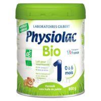Physiolac Bio 1 Lait En Poudre B/800g à NIMES